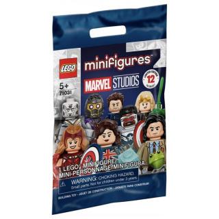 Obrázek 2 produktu LEGO 71031 Minifigurka Studio Marvel Zombie Captain America