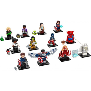 Obrázek 3 produktu LEGO 71031 Minifigurka Studio Marvel Zombie Captain America