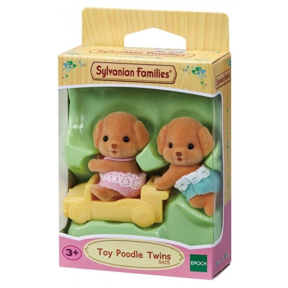 Obrázek 1 produktu Sylvanian Families 5425 Baby dvojčata Pudlíci