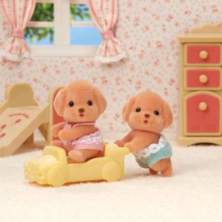 Obrázek 3 produktu Sylvanian Families 5425 Baby dvojčata Pudlíci