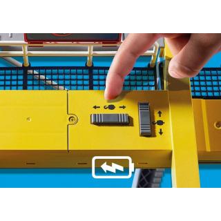 Obrázek 4 produktu Playmobil 70770 Portálový jeřáb s kontejnery
