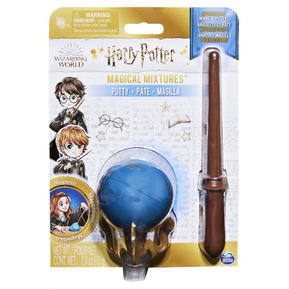 Obrázek 1 produktu Spin Master Harry Potter Věštecká koule s hůlkou magnetická