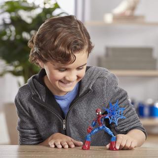 Obrázek 2 produktu Avengers figurka Bend and Flex SPIDER-MAN, Hasbro E7686