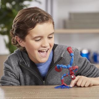 Obrázek 3 produktu Avengers figurka Bend and Flex SPIDER-MAN, Hasbro E7686