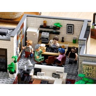 """Obrázek 3 produktu LEGO Creator Expert 10291 Queer tým – byt """"Úžo Pětky"""""""