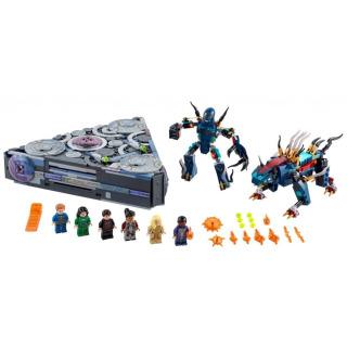 Obrázek 2 produktu LEGO Super Heroes 76156 Vzestup Doma