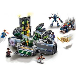 Obrázek 3 produktu LEGO Super Heroes 76156 Vzestup Doma