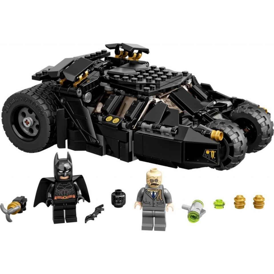 Obrázek 1 produktu LEGO Super Heroes 76239 Batmobil Tumbler: souboj se Scarecrowem