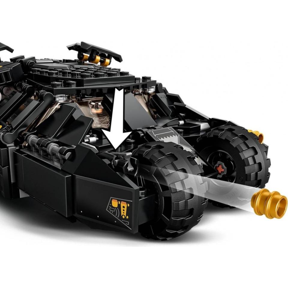 Obrázek 2 produktu LEGO Super Heroes 76239 Batmobil Tumbler: souboj se Scarecrowem
