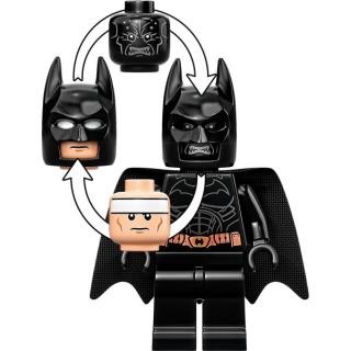 Obrázek 4 produktu LEGO Super Heroes 76239 Batmobil Tumbler: souboj se Scarecrowem