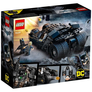 Obrázek 5 produktu LEGO Super Heroes 76239 Batmobil Tumbler: souboj se Scarecrowem