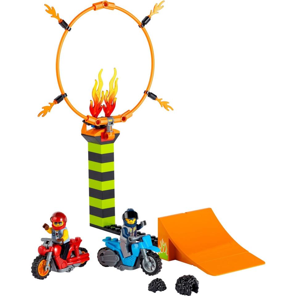 Obrázek 1 produktu LEGO CITY 60299 Kaskadérská soutěž