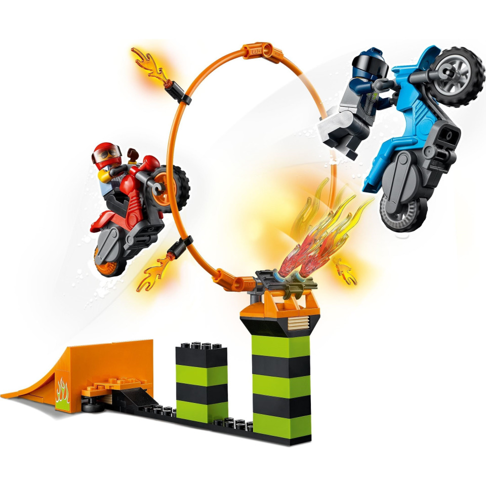 Obrázek 2 produktu LEGO CITY 60299 Kaskadérská soutěž