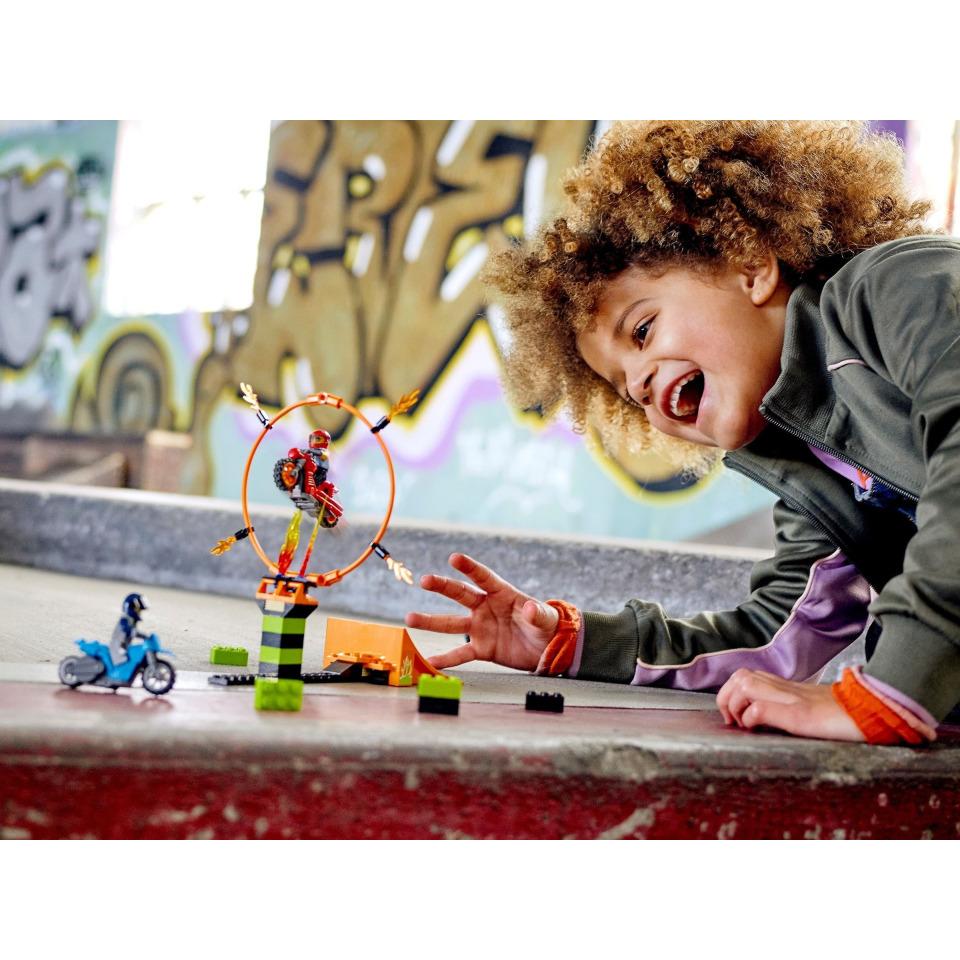 Obrázek 4 produktu LEGO CITY 60299 Kaskadérská soutěž