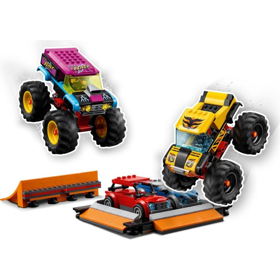 Obrázek 3 produktu LEGO CITY 60295 Kaskadérská aréna