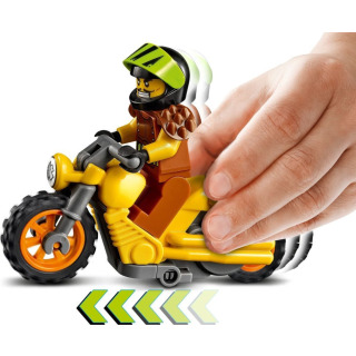 Obrázek 3 produktu LEGO CITY 60297 Demoliční kaskadérská motorka