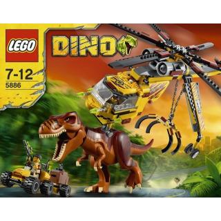 Obrázek 2 produktu LEGO DINO 5886 Lovec T-Rexů