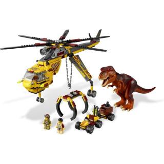 Obrázek 3 produktu LEGO DINO 5886 Lovec T-Rexů