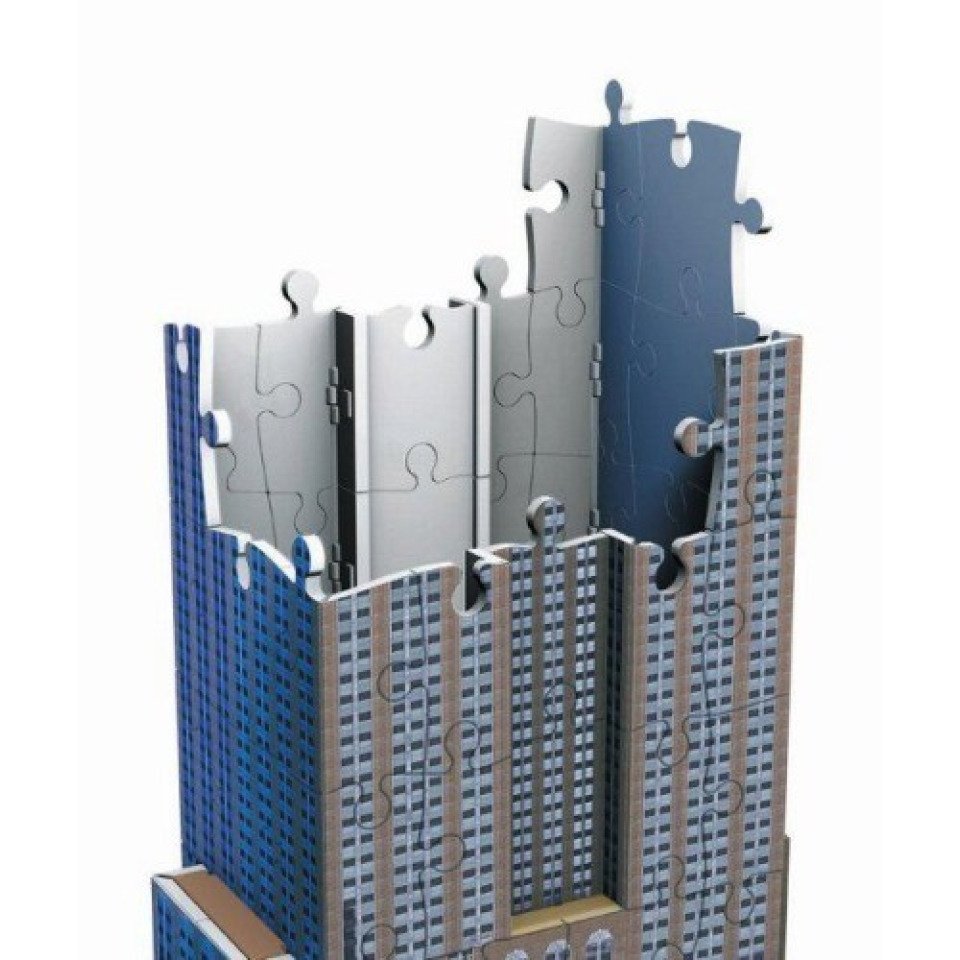 Obrázek 2 produktu Ravensburger 3D puzzle Empire State Building New York 216 ks