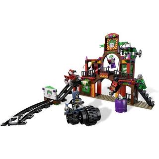 Obrázek 2 produktu LEGO Super Heroes 6857 Batman: Útěk z bláznivého domu