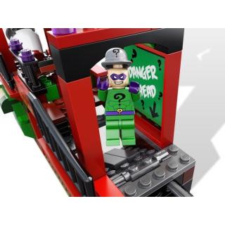 Obrázek 4 produktu LEGO Super Heroes 6857 Batman: Útěk z bláznivého domu