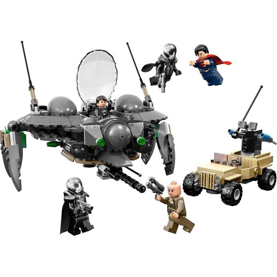 Obrázek 2 produktu LEGO Super Heroes 76003 SuperMan: Bitva o Smallville