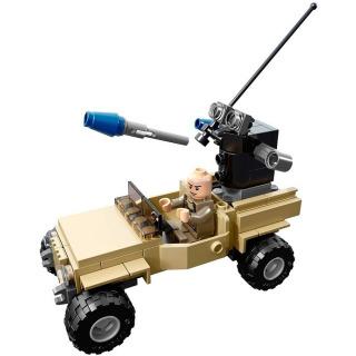 Obrázek 5 produktu LEGO Super Heroes 76003 SuperMan: Bitva o Smallville