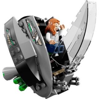 Obrázek 5 produktu LEGO Super Heroes 76009 SuperMan: Únik z Black Zero