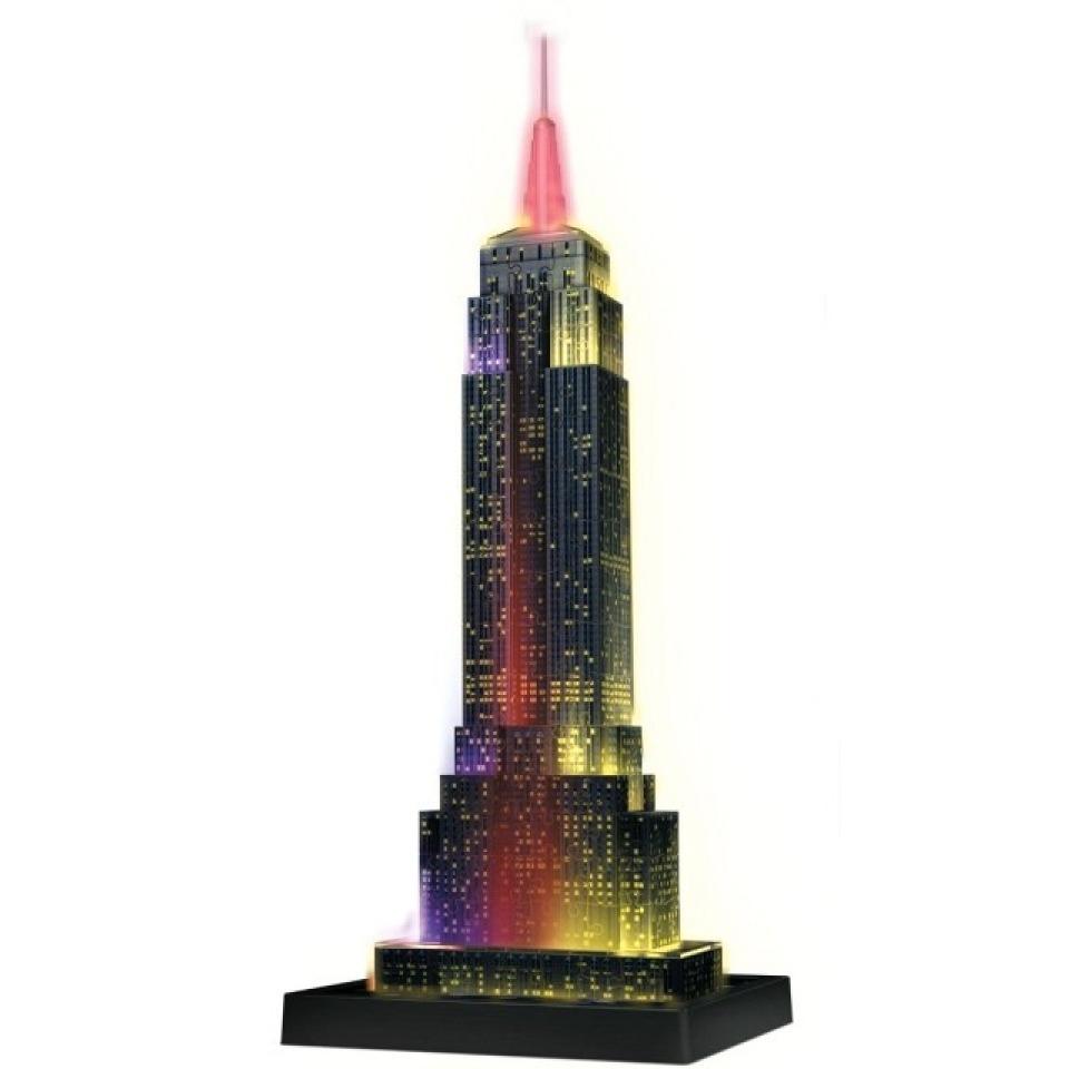 Obrázek 1 produktu 3D Puzzle svítící Empire State Building 216d.