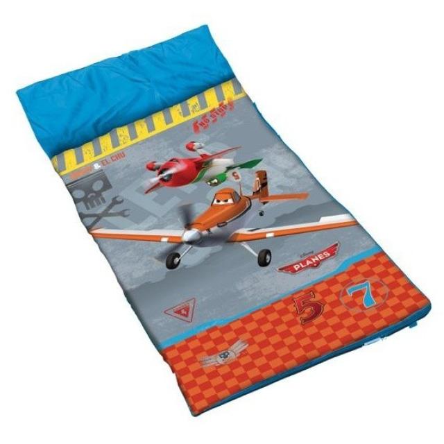 Obrázek produktu Dětský spacák Planes 140x60 cm
