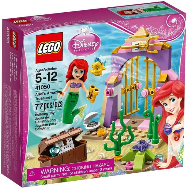 Obrázek produktu LEGO Disney 41050 Tajné poklady Ariely