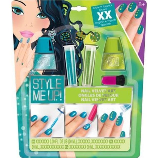 Obrázek produktu Perfektní nehty sametové zelené