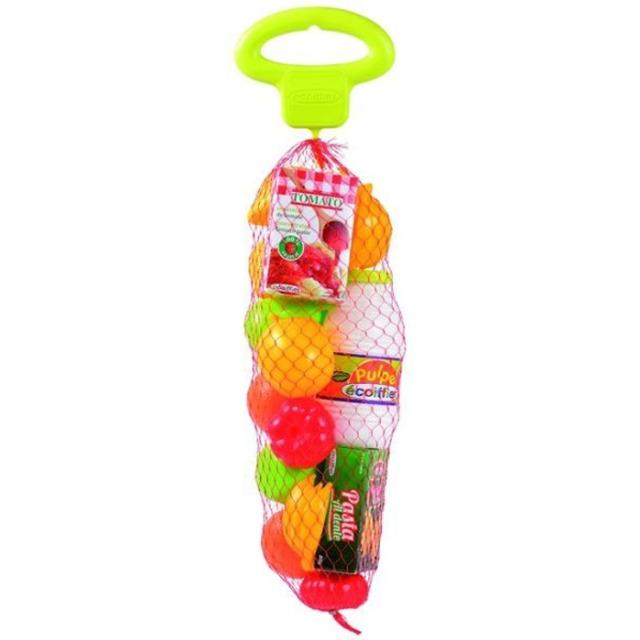 Obrázek produktu Potraviny v síťce, ovoce a zelenina