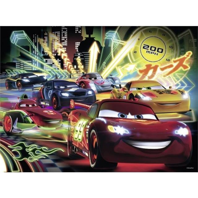 Obrázek produktu Puzzle Cars Neon XXL 100d. Ravensburger
