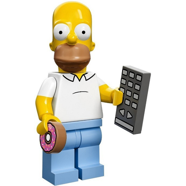 Obrázek produktu LEGO Minifigurky Simpsons 71005 Homer Simpson