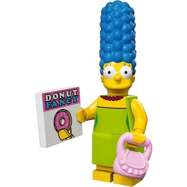 Obrázek produktu LEGO Minifigurky Simpsons 71005 Marge Simpson
