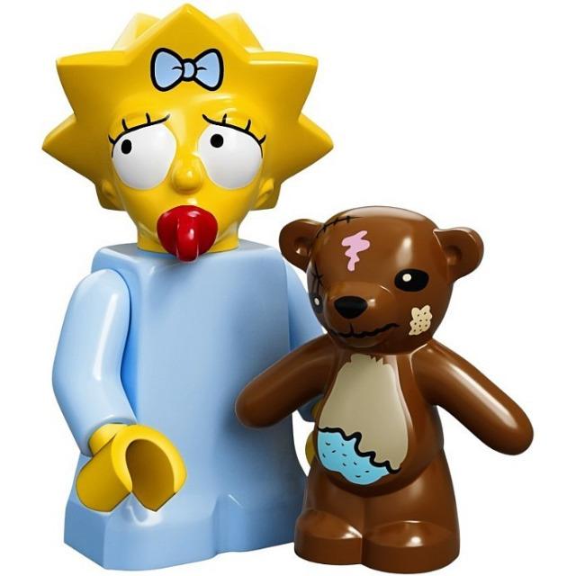 Obrázek produktu LEGO Minifigurky Simpsons 71005 Maggie Simpson