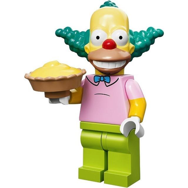 Obrázek produktu LEGO Minifigurky Simpsons 71005 Klaun Krusty