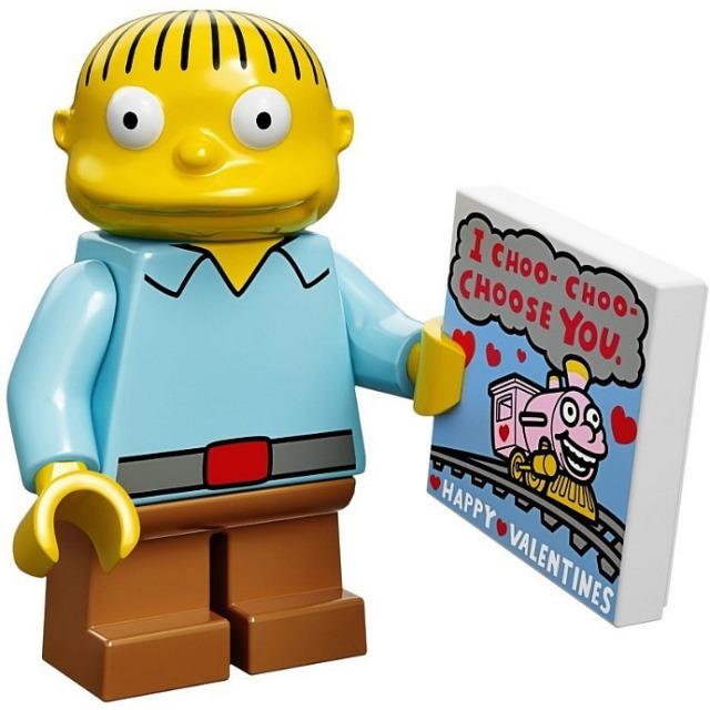 Obrázek produktu LEGO Minifigurky Simpsons 71005 Ralph Wiggum