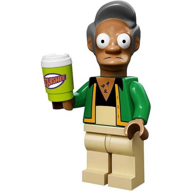 Obrázek produktu LEGO Minifigurky Simpsons 71005 Apu Nahasapeemapetilon