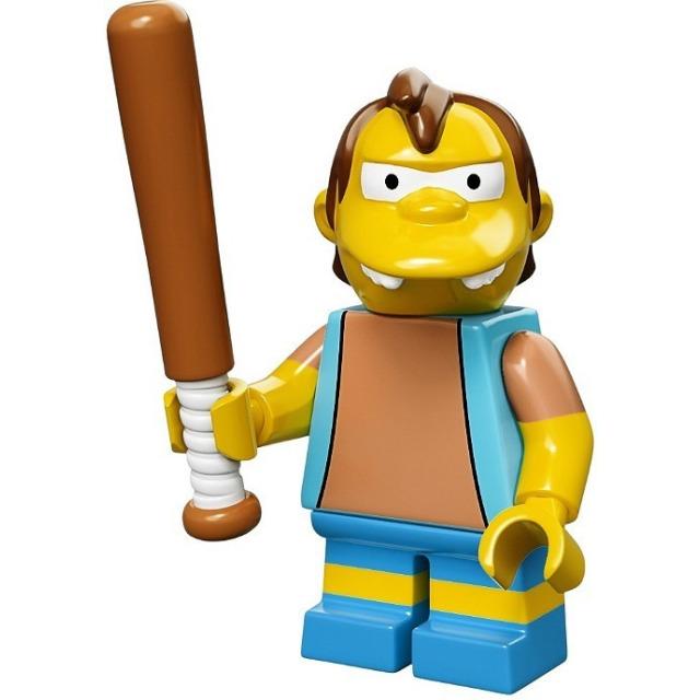 Obrázek produktu LEGO Minifigurky Simpsons 71005 Nelson Muntz