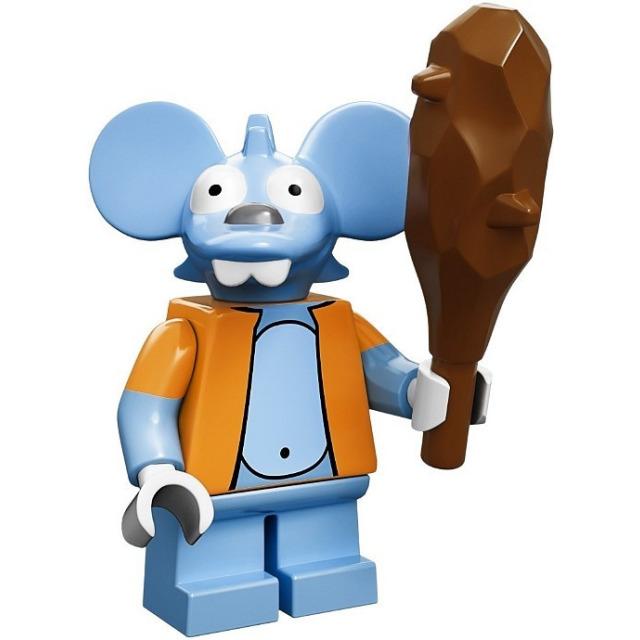 Obrázek produktu LEGO Minifigurky Simpsons 71005 Itchy