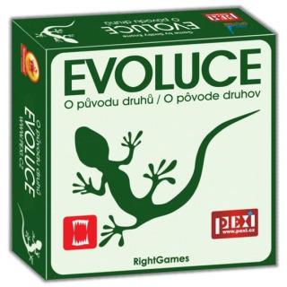 Obrázek 1 produktu Evoluce - O původu druhů