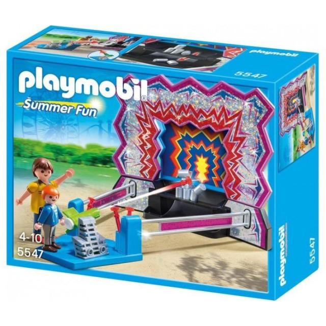 Obrázek produktu Playmobil 5547 Střelnice s plechovkami