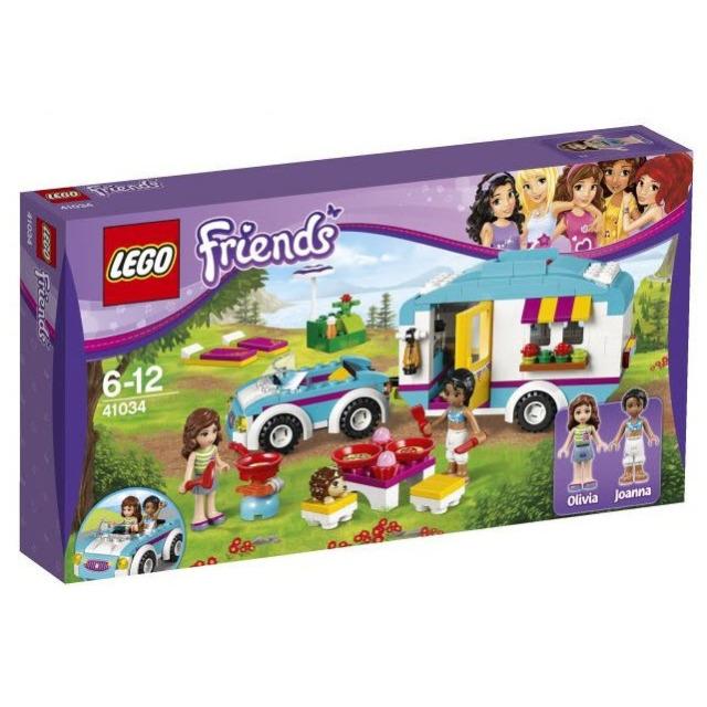 Obrázek produktu LEGO Friends 41034 Letní karavan