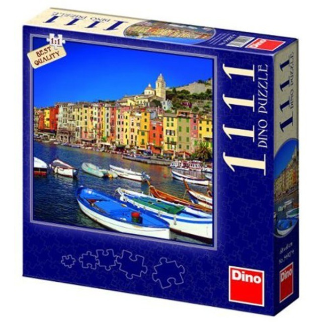 Obrázek produktu Puzzle Italský přístav 1111d. Dino