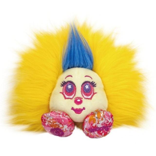 Obrázek produktu SHNOOKS 3 nejlepší kamarádka Sunnynoopy, žluto-modrá