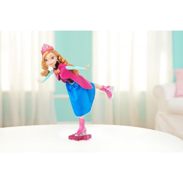 Obrázek produktu Ledové království Anna bruslařka, Mattel CBC62