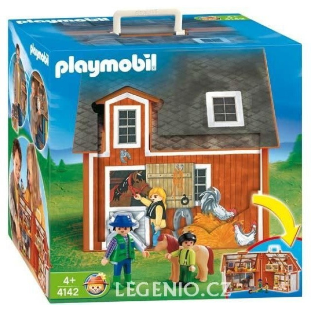 Obrázek produktu Playmobil 4142 Přenosná farma