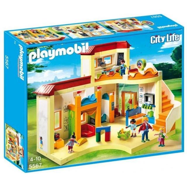 Obrázek produktu Playmobil 5567 Mateřská škola Sluníčko